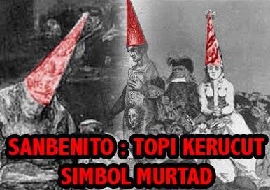 Topi Khas Tanda Muslim Telah Murtad Yang Dijadikan Simbol Perayaan Tahun Baru