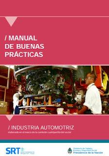 Manual de buenas prácticas industria automotriz