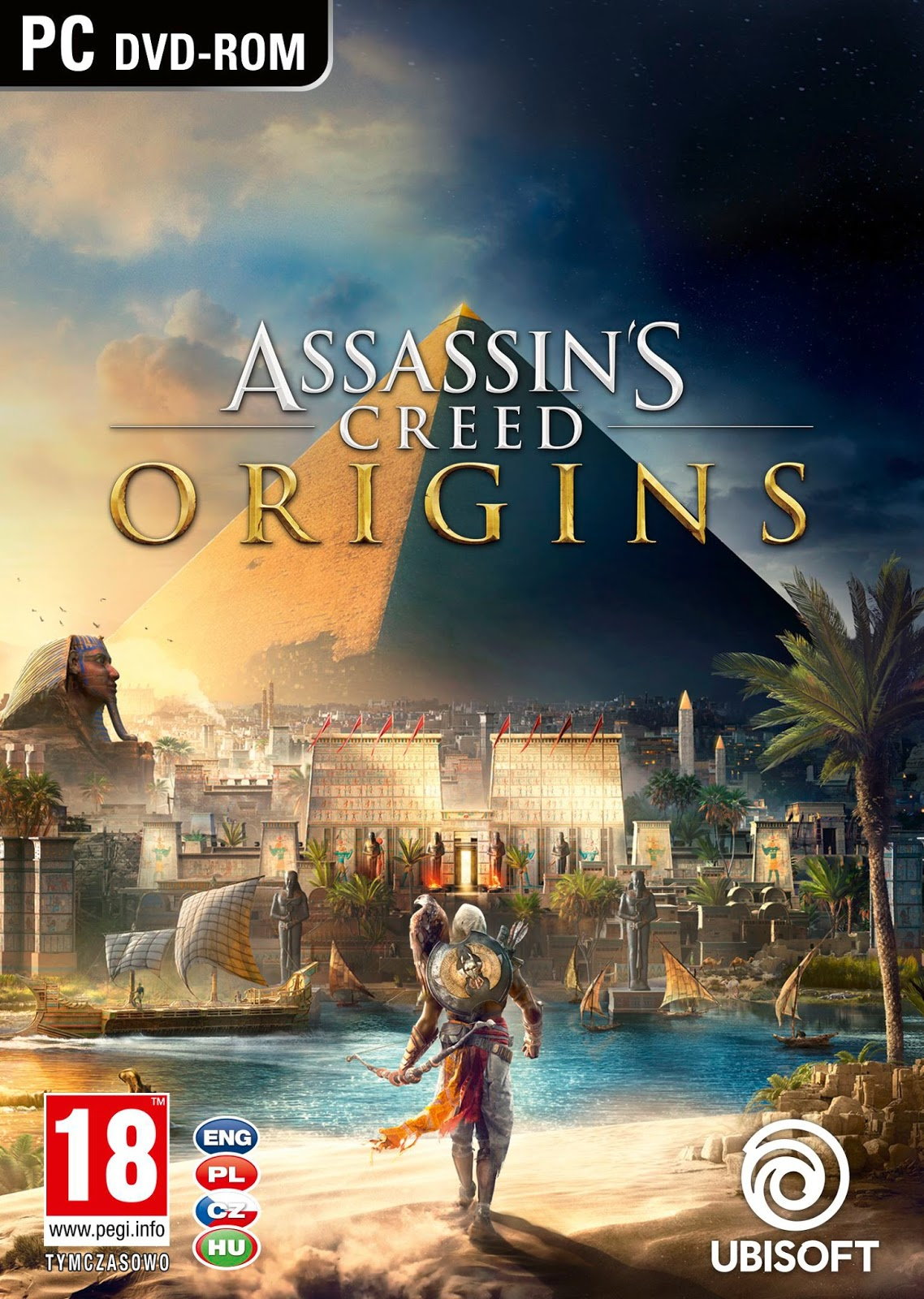 Assassin's Creed Origins PC Descargar Juego ESPAÑOL