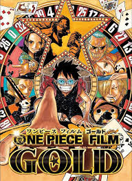 film one piece terbaik movie gold