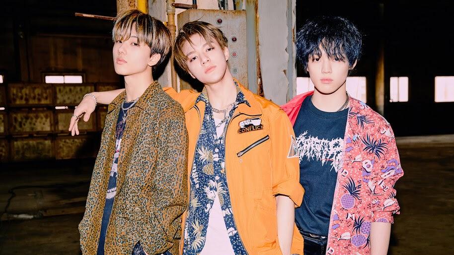 NCT Dream, Reload, Jisung, Jeno, Chenle, 4K, #6.1521