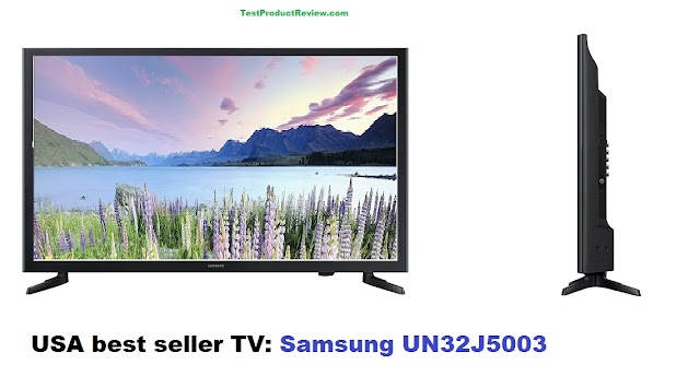 USA best seller TV: Samsung UN32J5003, 32 inch Full HD LED TV