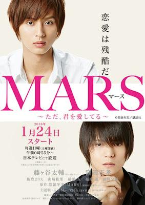 Sinopsis Mars: Tada, Kimi wo Aishiteru (2016) - Serial TV Jepang