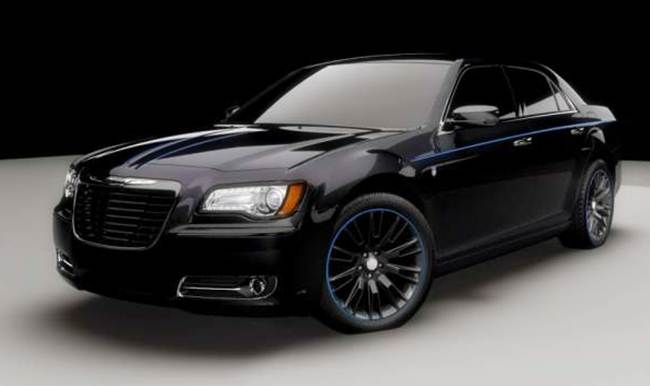 2017 Chrysler 300 Srt8 Hellcat