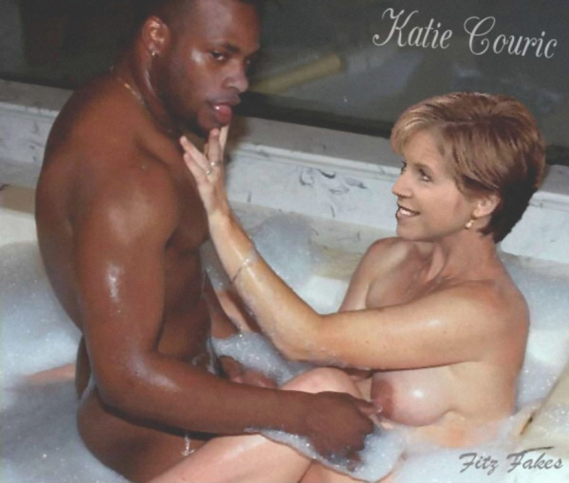 katie couric naked real