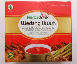Jual Wedang Uwuh Celup Minuman kesehatan Khas Imogiri Jogjakarta di Surabaya