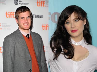 HollyWood: Zooey Deschanel Boyfriend Jamie Linden 2012