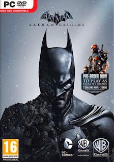 Batman Arkham Origins - PC (Download Completo em Torrent)