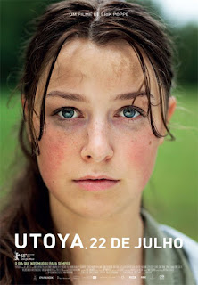 Utoya, 22 de Julho - Poster & Trailer