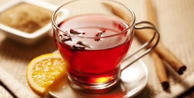 Infusión Fría de Té Rojo