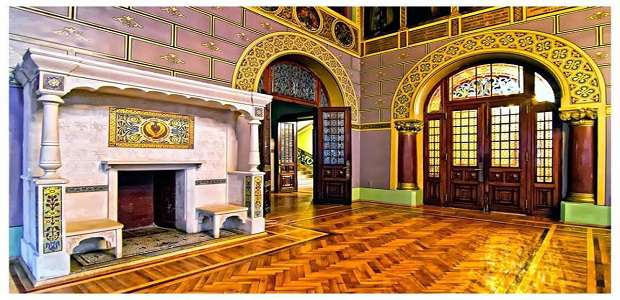 """""""Moving Van Gogh"""", o nouă expoziție la Castelul Cantacuzino din Bușteni"""