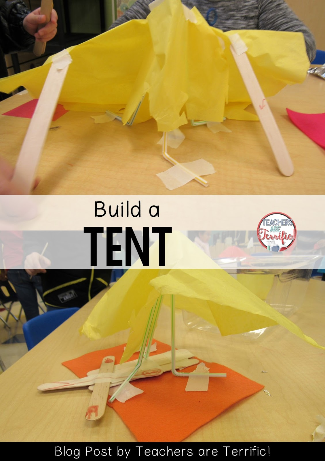 STEM Challenge Read \ Where the Wild Things Are\  and build a tent for & A Breakthrough That Will Help You Plan for STEM - Teachers Are ...