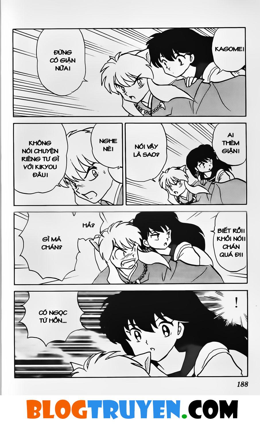 Inuyasha vol 34.10 trang 17