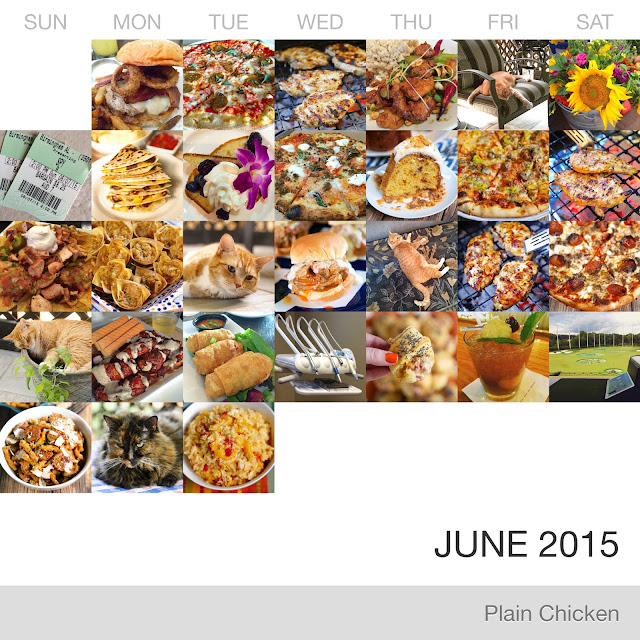 June 2015 picture a day