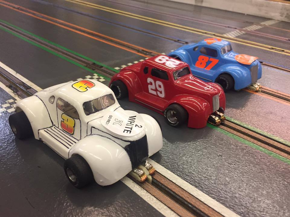 Slot Car News Speedzone Nj Announces Kids Racing Series