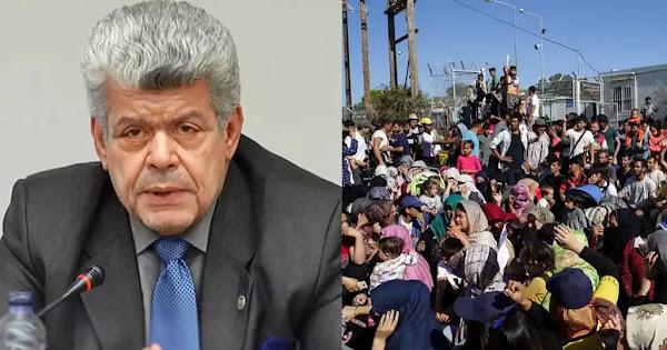 Kαθηγητής Μάζης: «Αν συνηθίσουμε το μεταναστευτικό, σε λίγο δεν θα υπάρχουμε»