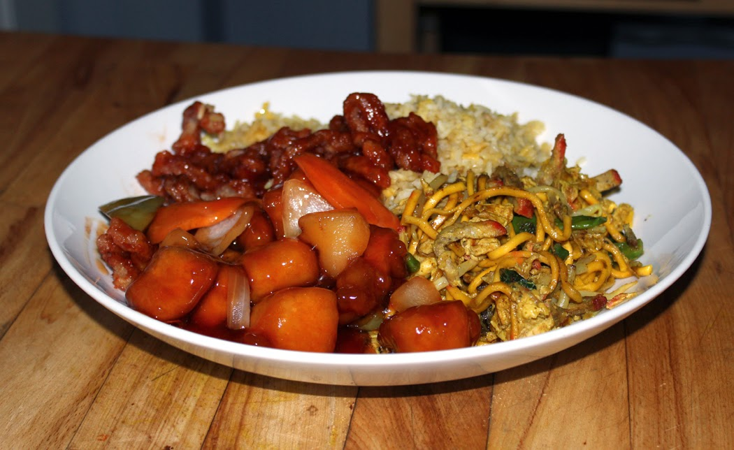 Just Eat Tried And Tasted Jimmy Wok Chinese In Hadley