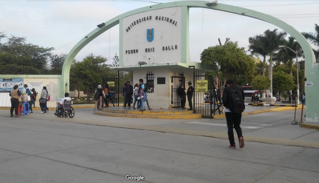 Universidad Nacional Pedro Ruiz Gallo - UNPRG