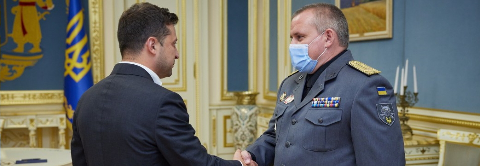 Президент змінив командування Сил спеціальних операцій
