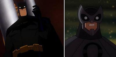 Batman Owlman Justice League Crisis on Two Earths poster wallpaper image picture screensaver