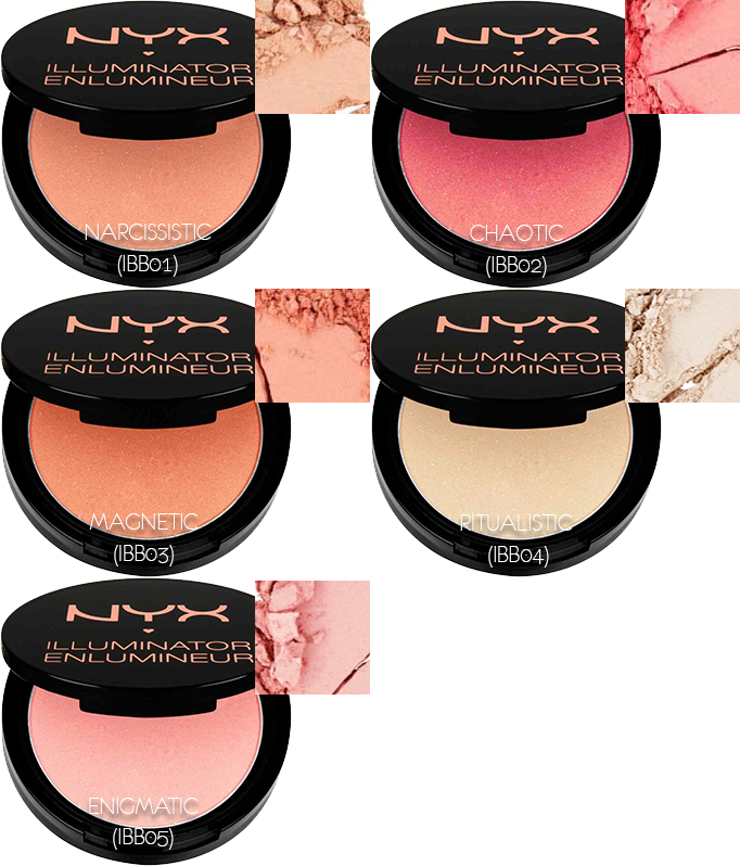 Iluminador Laguna Nars Top Iluminadores Low Cost // Top Highlighters Low Cost