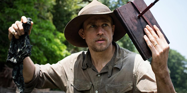 "Charlie Hunnam in James Gray's ""The Lost City of Z"""
