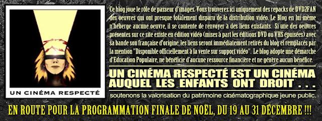 DVD2FAN Liste compléte & Accès aux oeuvres inédites