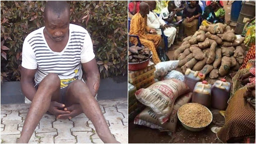 Suspect Reveals: My Wife Pushed Me Into Robbery