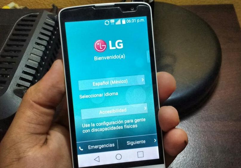 Reparar LG D331