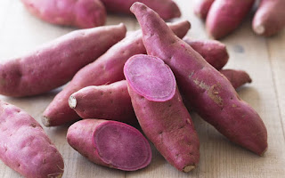 Efficacy and benefits of sweet potatoes for health