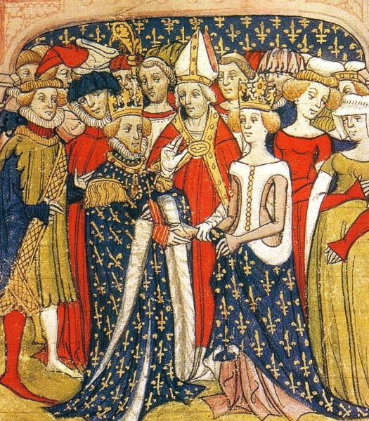 History Undressed: What NOT to Wear in the 14th Century by Amanda