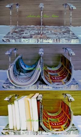 ideia para reciclar revisteiro