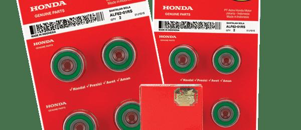 Harga Sparepart Honda Vario 125 Lengkap