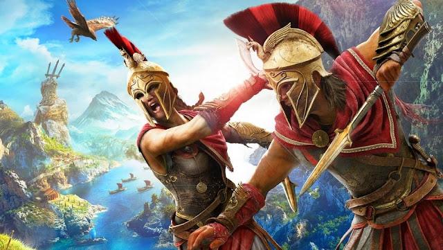 تحديث 1.04 متوفر للعبة Assassin's Creed: Odyssey حصريا على أجهزة PS4 , Xbox One و هذه مميزاته ..