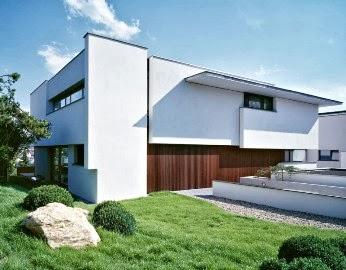 casa linda Bela Casa com Design Moderno 2013