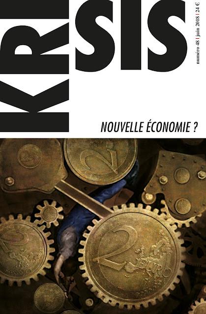 revue Krisis 48, nouvelle économie - Krisis Diffusion