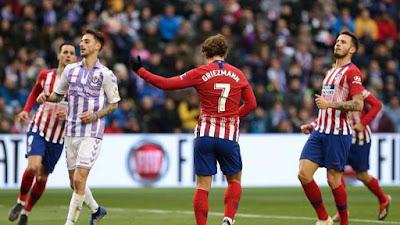 موعد مباراة أتلتيكو مدريد وبلد الوليد ضمن مباريات الدوري الإسباني 2019
