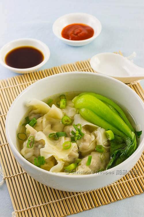Dumpling Soup01
