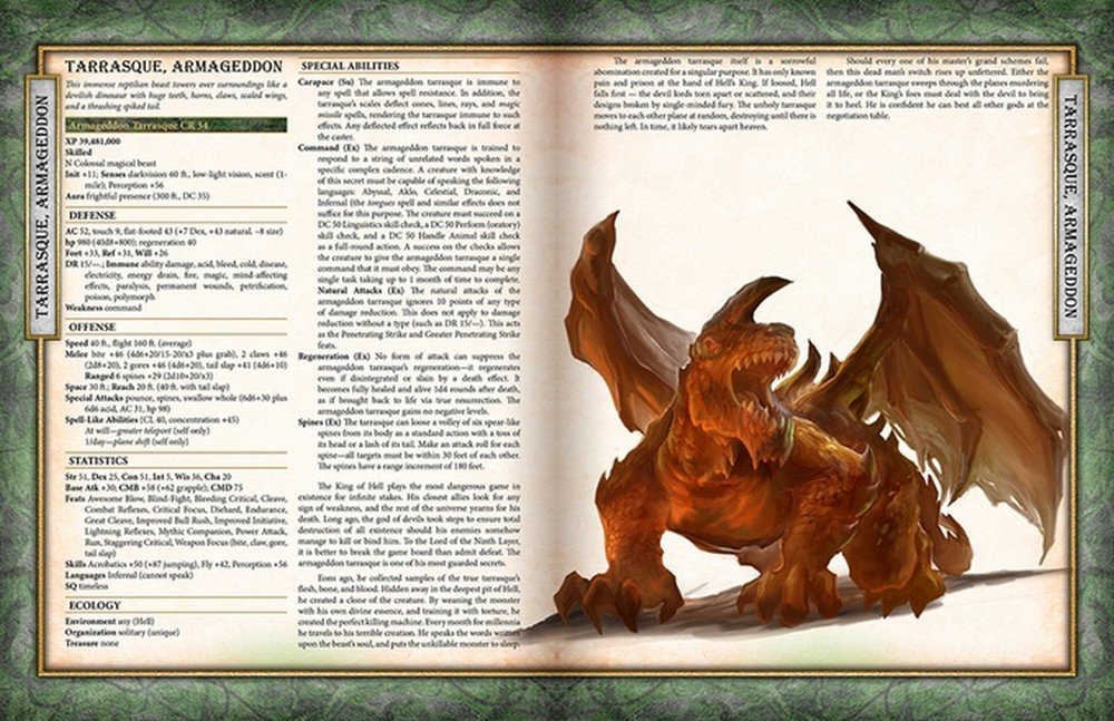 Tower of the Lonely GM: The Genius Guide to The Talented Bestiary
