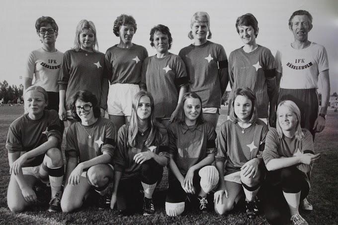 I.F.K HASSLEHOLM 1973 (section féminine).