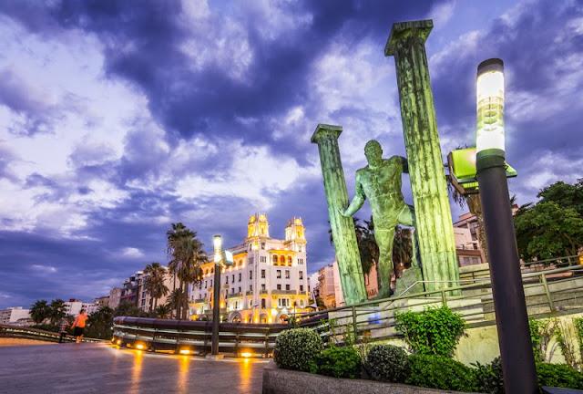 Paseando por Ceuta