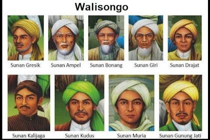 Nama-Nama Walisongo : Sejarah, Silsilah, Kisah dan Peninggalan