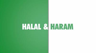 Halal dan Haram Itu Jelas