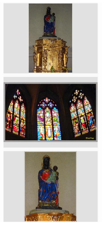 Restauration Polychromie Sainte Chapelle
