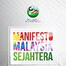 Intipati Manifesto Gagasan Sejahtera PRU14