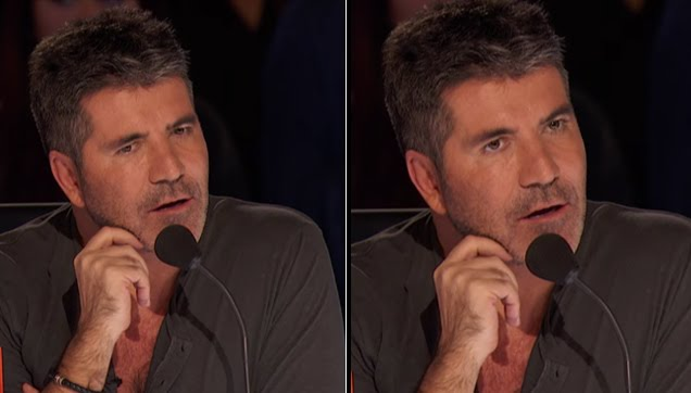 Simon Cowell hearing this 13-Year-Old Opera Singer