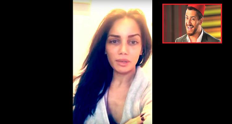 الفرنسية التي اتهمت سعد المجرد باغتصابها تكشف نفسها لأول مرة و تفاجئ الجميع