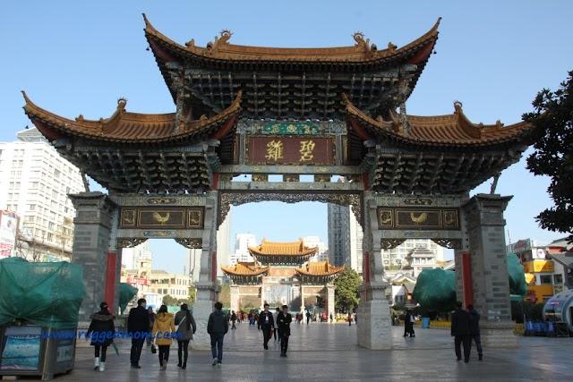 Restoran Makanan Halal Di Kunming