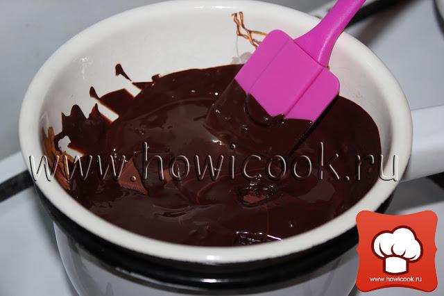 рецепт клубники в шоколаде с пошаговыми фото