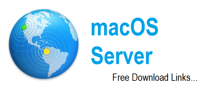 Download macOS Server DMG Files